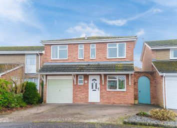 Thumbnail 4 bed detached house for sale in Hardwell Close, Grove, Wantage