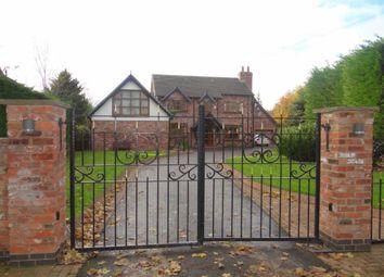 Thumbnail 5 bed detached house for sale in Helen Street, Golborne, Warrington