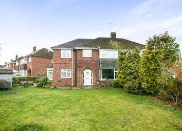 Thumbnail 4 bed semi-detached house for sale in Rolt Crescent, Middlewich