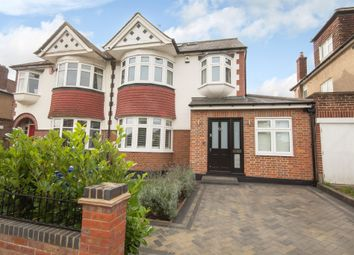 St Michaels Crescent, Pinner, Middlesex HA5. 5 bed semi-detached house