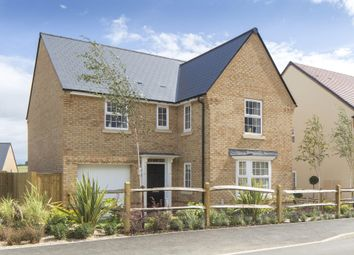 "Thumbnail 4 bedroom detached house for sale in ""Drummond"" at Staunton Road, Coleford"