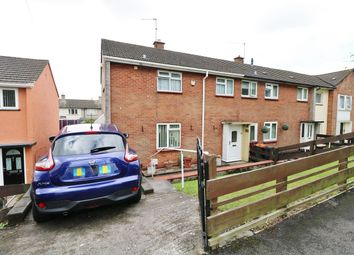 Thumbnail 3 bed semi-detached house for sale in Llanwern Road, Newport