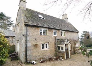 Thumbnail 3 bedroom cottage for sale in High Street, Gretton, Corby