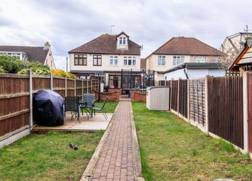 3 bed semi-detached house for sale in Tennyson Road, Romford RM3