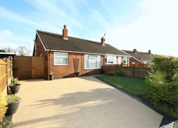 Thumbnail 2 bed semi-detached bungalow for sale in Dales Close, Biddulph Moor, Stoke-On-Trent