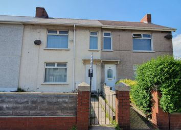 Thumbnail 3 bed terraced house for sale in St Pauls Road, Port Talbot