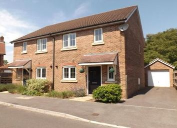 Thumbnail 3 bed semi-detached house to rent in Columbus Drive, Sarisbury Green, Southampton