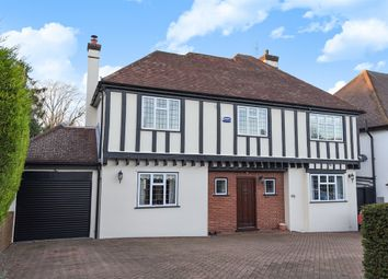 Thumbnail 6 bed detached house for sale in West Hill, Sanderstead, South Croydon