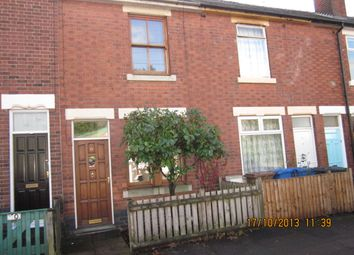 3 bed terraced house to rent in Vivian Street, Derby DE1