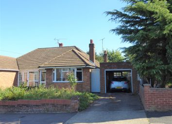 Thumbnail 3 bedroom semi-detached bungalow for sale in Fieldgate Road, Leagrave, Luton