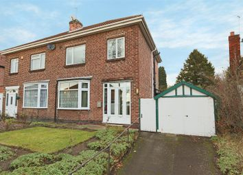Thumbnail 3 bed semi-detached house for sale in Bedale Road, Sherwood Dales, Nottingham
