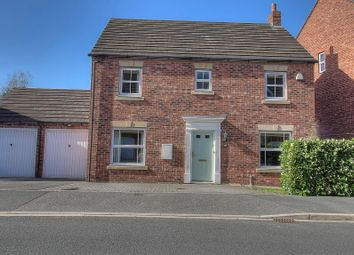 Thumbnail 4 bed detached house for sale in Sandwath Drive, Church Fenton, Tadcaster