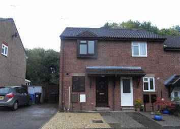 Thumbnail 2 bed end terrace house to rent in Meadowbank, Lydney