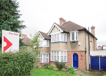 3 bed semi-detached house for sale in Lavender Avenue, Kingsbury NW9
