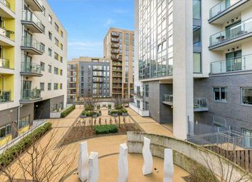 Thumbnail 1 bed flat for sale in Craig Tower, 1 Aqua Vista Square, London