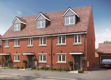 Thumbnail 3 bed end terrace house for sale in The Alton G Plot 106, Ridgewood Place, Lewes Road, Uckfield
