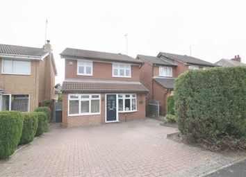 Thumbnail 3 bed detached house for sale in Rickleton Avenue, Chester Le Street, County Durham