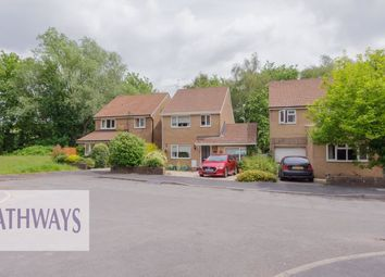 Thumbnail 3 bed detached house for sale in Forge Close, Caerleon, Newport