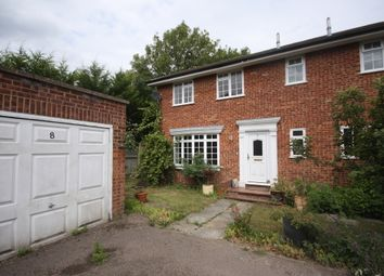 Thumbnail 4 bed detached house to rent in Cadmer Close, New Malden