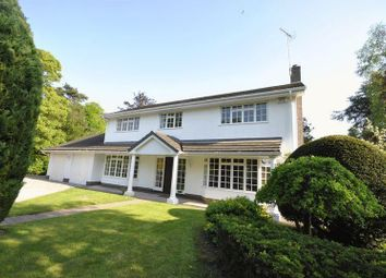 Thumbnail 4 bed detached house to rent in Westfield Close, Chester