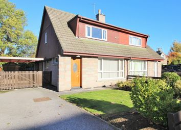 Thumbnail 3 bed semi-detached house for sale in Thornhill Crescent, Forres