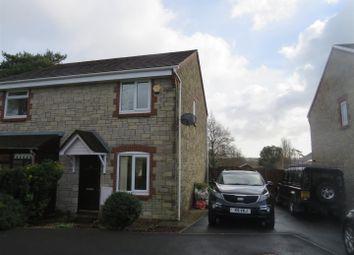 Thumbnail 2 bed semi-detached house to rent in Parc Morlais, Llangennech, Llanelli