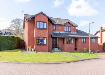 Thumbnail 6 bed detached house for sale in Braehead Park, Linlithgow, West Lothian