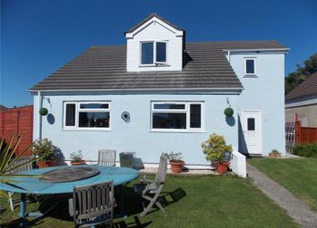 Thumbnail 4 bed detached bungalow for sale in Treliske Road, Roseland Gardens, Redruth