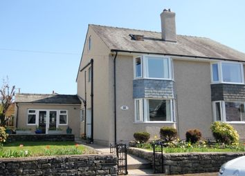 Thumbnail 3 bed semi-detached house for sale in Heron Hill, Kendal