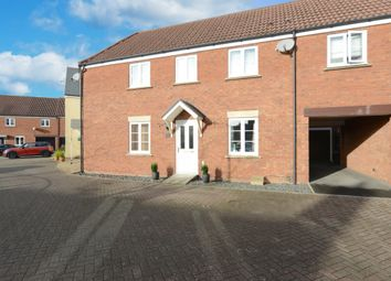 Thumbnail 4 bedroom terraced house for sale in Hawks Rise, Yeovil