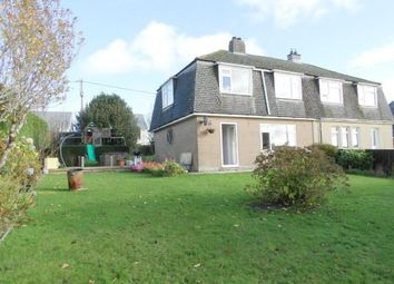 Thumbnail 3 bed semi-detached house for sale in North Hill, Launceston, Cornwall