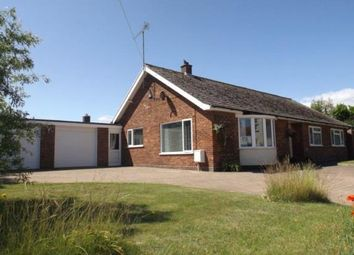Thumbnail 3 bed bungalow for sale in Knapton, North Walsham, Norfolk