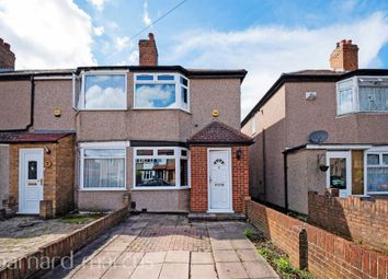 2 bed semi-detached house for sale in Fairholme Crescent, Hayes UB4