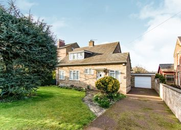 Thumbnail 3 bedroom detached house for sale in St. Johns Road, Lincoln