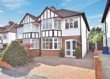 Thumbnail 4 bed semi-detached house for sale in Monkswood Avenue, Waltham Abbey