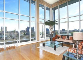 Thumbnail 4 bed flat to rent in Riverside, Imperial Wharf