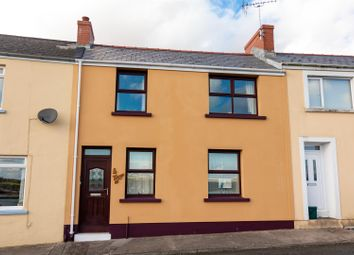 3 bed terraced house for sale in Cambrian Road, Neyland, Milford Haven SA73