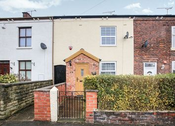 Thumbnail 2 bed terraced house to rent in Station Street, Hazel Grove, Stockport