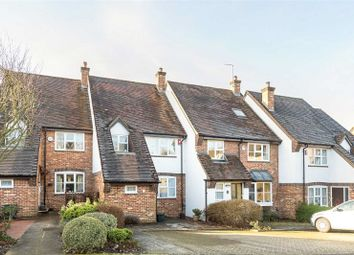 Thumbnail 2 bed terraced house for sale in Lodge Gardens, Harpenden, Hertfordshire