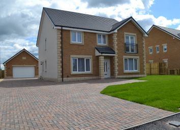 Thumbnail 4 bedroom detached house for sale in High Street, Newarthill