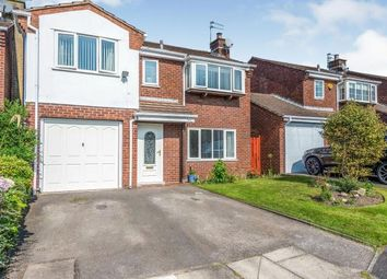 Thumbnail 4 bed detached house for sale in Tyrers Avenue, Lydiate, Merseyside