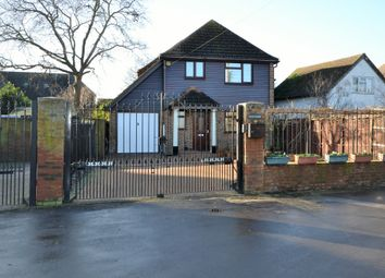 Thumbnail 4 bed detached house for sale in Spitalfield Lane, New Romney, New Romney, Kent