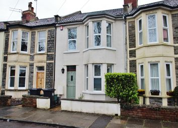 Thumbnail 2 bed terraced house for sale in Lawn Road, Bristol