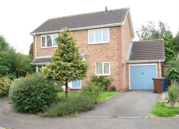 Thumbnail 3 bed detached house for sale in Foxglove Avenue, Burton-On-Trent, Staffordshire
