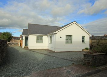 Thumbnail 3 bed detached bungalow for sale in Llys Model, St. Catherine Street, Carmarthen, Carmarthenshire