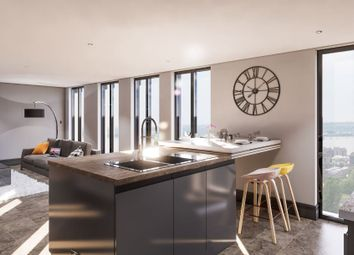 Thumbnail 1 bed flat for sale in Stanhope Street, Liverpool