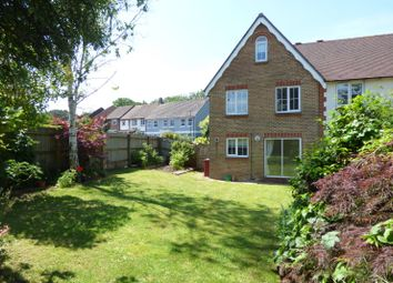 Thumbnail 4 bed end terrace house for sale in Hurstwood Court, Midhurst