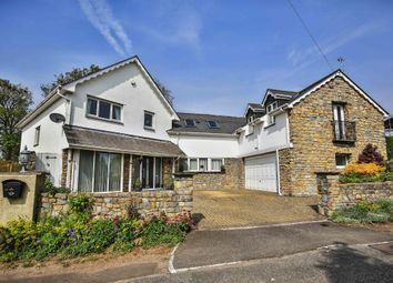 Thumbnail 4 bedroom detached house for sale in South Road, Sully, Penarth