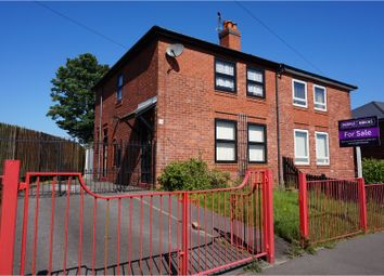 Thumbnail 2 bed semi-detached house for sale in The Crossways, Sheffield