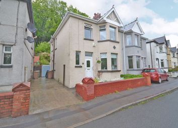 Thumbnail 3 bed semi-detached house for sale in Attractive Period House, Herbert Avenue, Risca